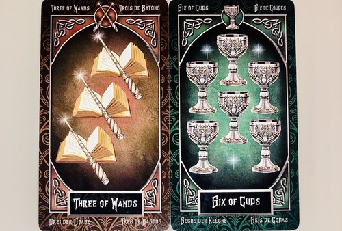 THREEofWANDS/SIXofCUPS