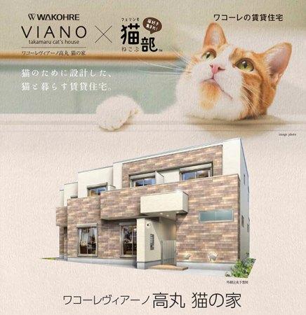 猫の家イメージ図
