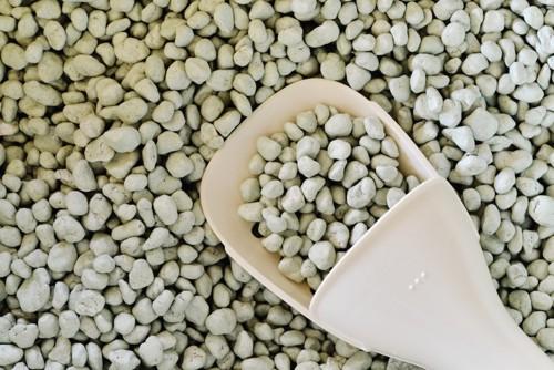 システムトイレ用の猫砂