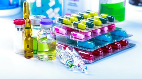 様々な種類の薬