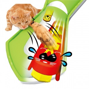 猫とクレイジーマウス