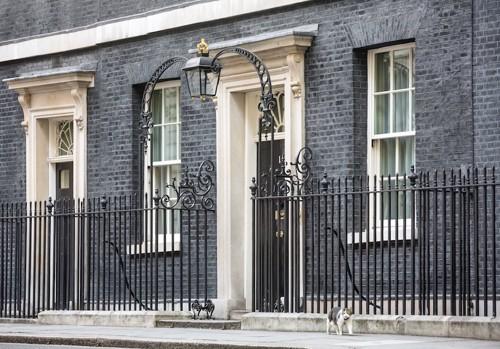 綺麗なロンドンの建物