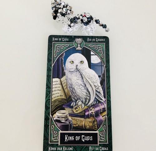 カップのキングのカード