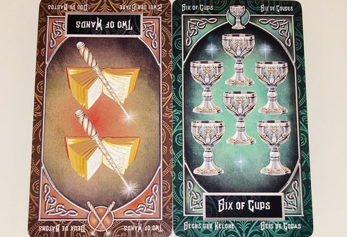TWOofWANDS/SIXofCUPS