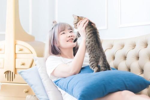 猫を愛する飼い主