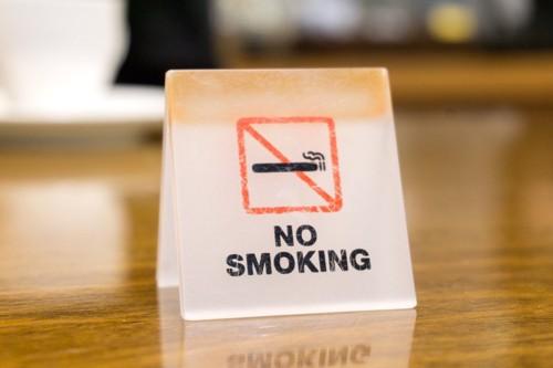 禁煙マーク