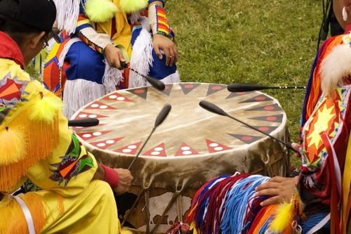 先住民イメージ