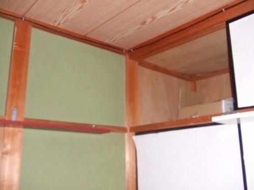 和室の天袋