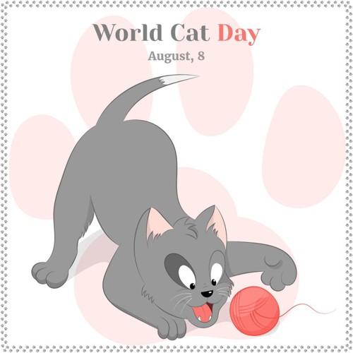 世界猫の日