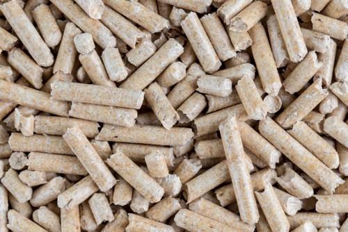 ウッドチップ猫砂