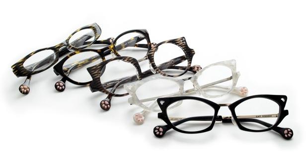 キャットビジョンのメガネ全体