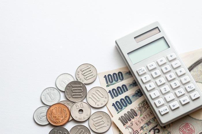 お金計算イメージ