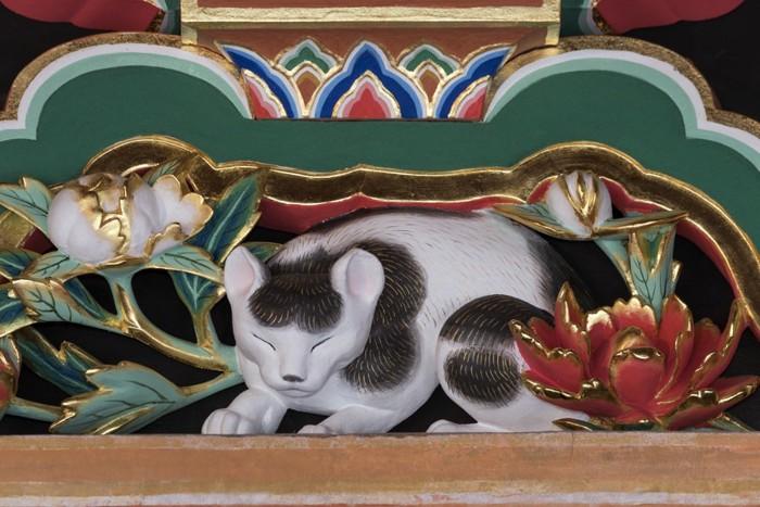 144131625眠り猫の画像