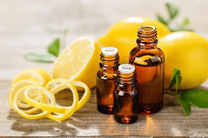 レモンのエッセンシャルオイル
