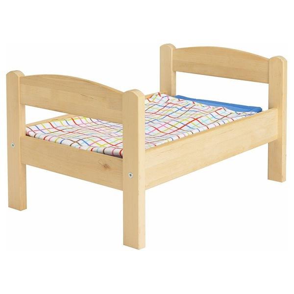 IKEA人形用ベッド