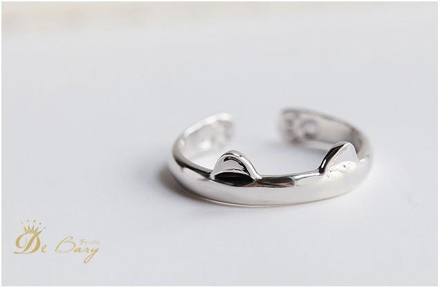 猫型の指輪