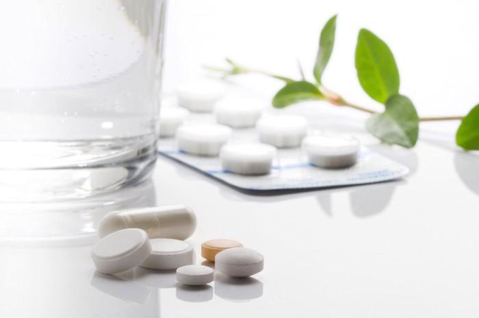 処方箋の薬イメージ