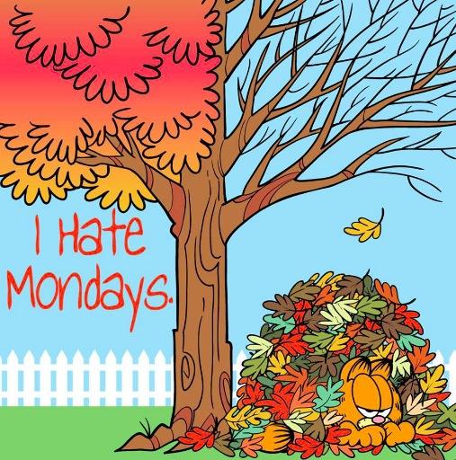 月曜日嫌い