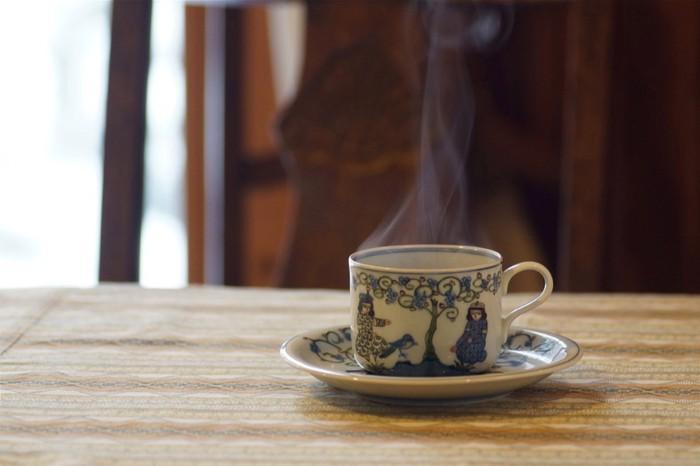 山猫軒のコーヒー