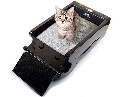 ネイチャーズミラクル全自動猫トイレ - シングルキャット