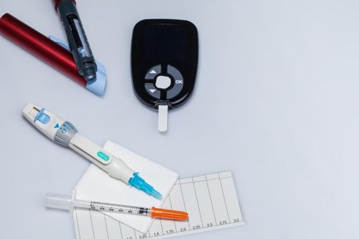 糖尿病治療器具