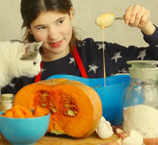 かぼちゃ料理