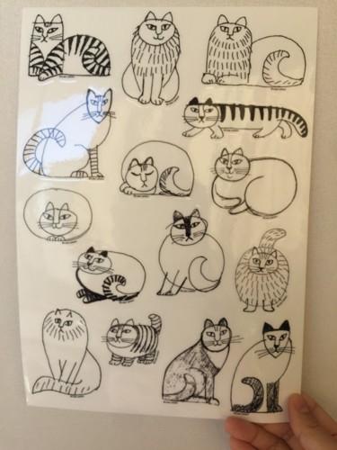 マイキー以外の猫達15匹