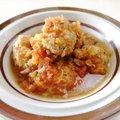 【わんちゃんごはん】『ミートボール入りにんじんスープ』のレシピ