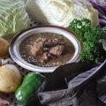 基本のスープ~季節野菜と馬肉の煮込み~