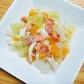 鮭と野菜の栄養たっぷりスープ
