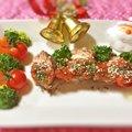 お肉たっぷりのミートローフ♪クリスマスご飯