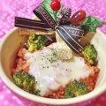 ミートドリア♪クリスマスご飯