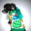 犬の服の簡単な作り方の画像