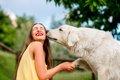 白い大型犬3選!それ…の画像