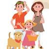 家族旅行でペットホ…の画像