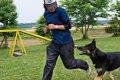 「警察犬訓練士」の…の画像