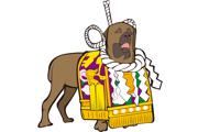 土佐犬は圧倒的な力強さが魅力