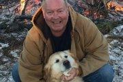 【感動】動けなくなった飼い主を雪の中20時間励まし続けた犬