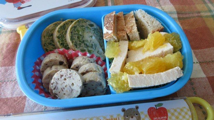 【わんちゃんごはん】一緒にお出かけ!『ピクニックのおべんとう』のレシピ