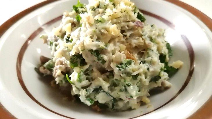 【わんちゃんごはん】『ごぼうとさつま芋クリームのサラダ』のレシピ