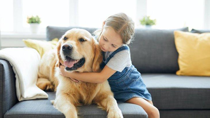 なぜ優しい?犬が人間の子どもの世話をする理由5つ
