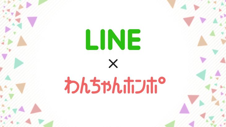 【公式】わんちゃんホンポのLINE公式アカウントがオープンしました!【友達登録】
