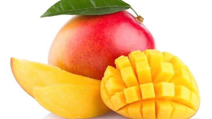 犬はマンゴーを食べても大丈夫?与える量の目安は?種と皮、アレルギーに注意