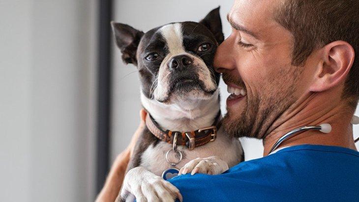 犬が動物病院に行く前にしがちな『5つの行動』