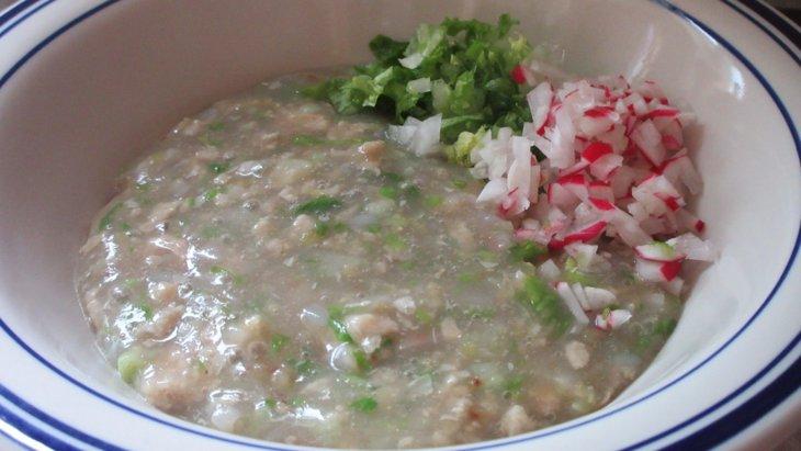 【わんちゃんごはん】お腹の調子を整えたいときに『鶏挽き肉と本葛のとろとろスープ』のレシピ