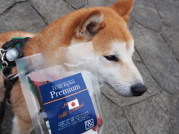 お魚系の犬のおすすめおやつ「LUXE Kitchen 本鰹の厚削り」クチコミ