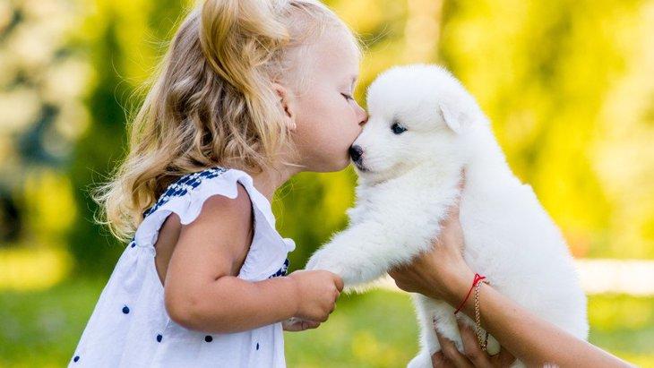 犬と『キス』するのは危険?!知っておきたい3つの悪影響