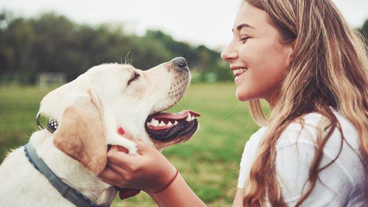 こんな共通点が!犬から異常に好かれる人の特徴5つ