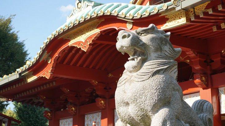 神社にある「狛犬」の基礎知識