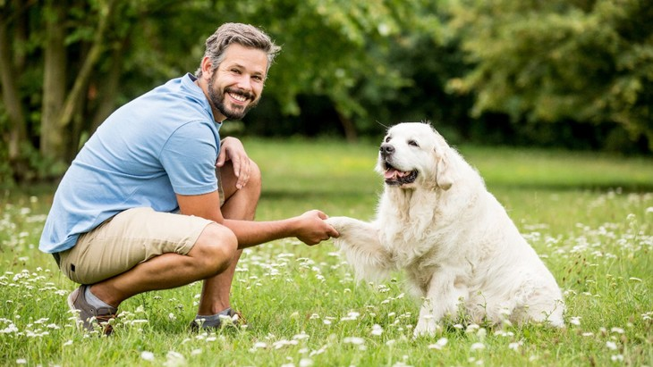 犬がマウンティングをする時の心理4選!やめさせるべき?正しい方法は?